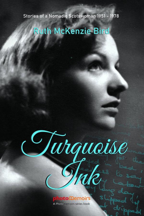 Turquoise Ink by Ruth McKenzie Bird